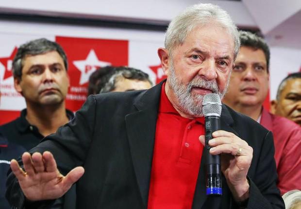 STJ nega pedido para evitar prisão de Lula após condenação em segunda instância