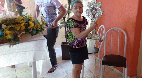 Tia Lurdinha, morava na Rua Benício Filho, na Ilha de Santa Luzia e lecionou no Educandário Silvio Mendes de Sousa.