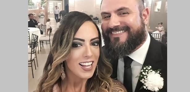 Luciana Alves e Marcus Vinicius da Costa foram encontrados mortos. Foto: Uol notícias