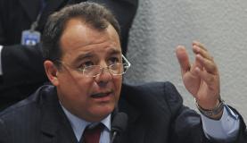 O ex-governador Sérgio Cabral foi condenado quatro vezes na Lava Jato até agora. Foto: Antônio Cruz