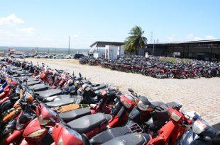 O total de 262 lotes está dividido nos pátios de Natal (211), Mossoró (38) e Pau dos Ferros (13).