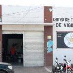 Criminosos roubam Centro de Treinamento de Vigilantes