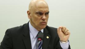 Ministro do Supremo Tribunal Federal Alexandre de Moraes (Arquivo/Agência Brasil