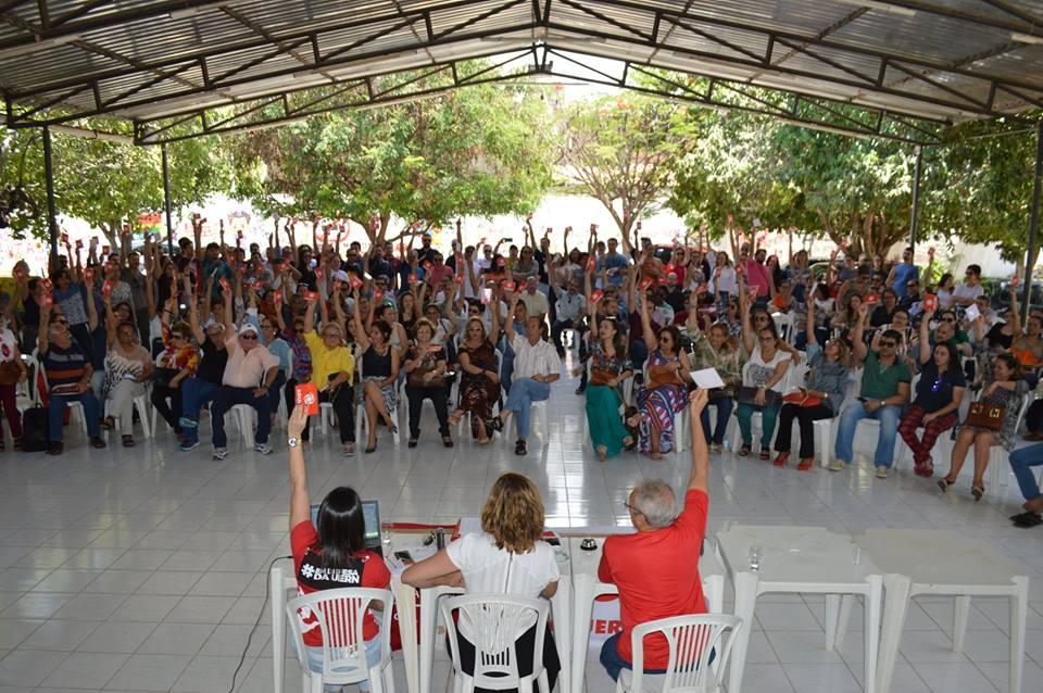 A greve da UERN teve início no dia 10 de Novembro de 2017, após decisão da categoria por ampla maioria. Imagem ilustrativa
