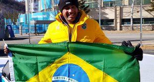 Em sua quarta participação olímpica, Bindilatti estará à frente dos outros nove atletas brasileiros que estão na Coreia do Sul para as competições.
