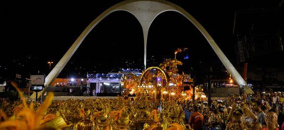 Carnaval Sambódromo será palco de desfile de grandes campeãs do Rio nesta segunda