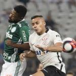 Corinthians quebra invencibilidade do palmeiras e vence por 2 X 0