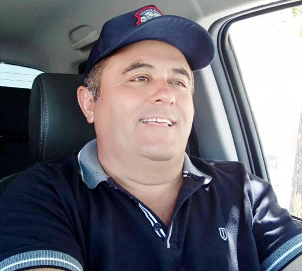 Itácio Câmara, comerciante assassinado em Caraúbas