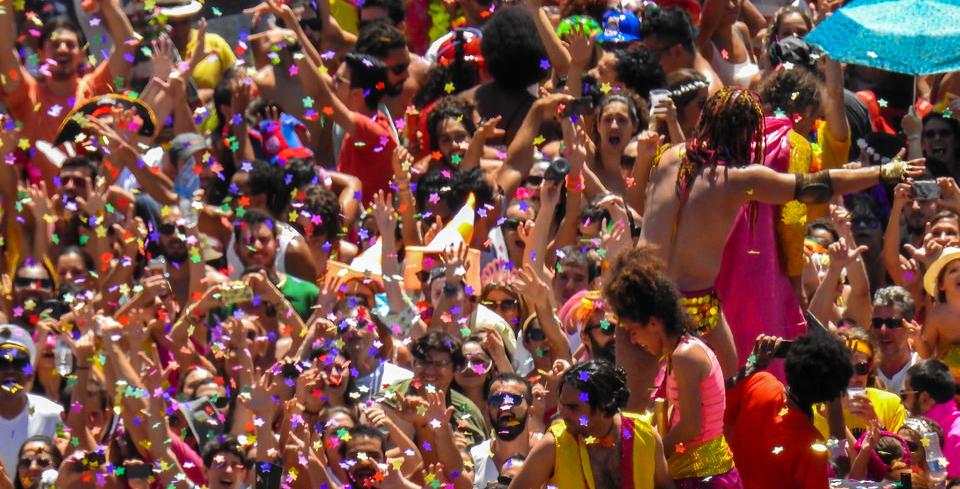 Pesquisa mostra que 83% dos consumidores temem ser vítima de crimes durante o Carnaval