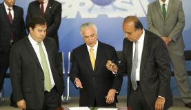 Decreto de intervenção federal na segurança do Rio de Janeiro foi assinado na última sexta-feiraMarcelo Camargo/Agência Brasil