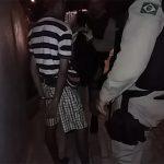 Assaltante é preso após vários ataques a ônibus na BR 101