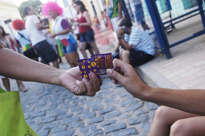 Devem ser distribuídos cerca de 1,5 milhão de preservativos masculinos, femininos e gel lubrificante no RN.