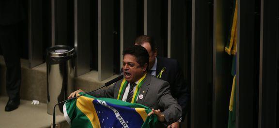 João Rodrigues foi condenado por dispensa irregular de licitação quando era prefeito de Pinhalzinho (SC).