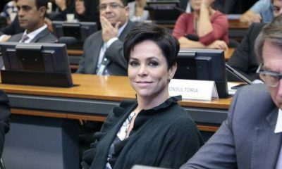 Indicada pelo presidente Michel Temer para o Ministério do Trabalho, ela continua fora do cargo.