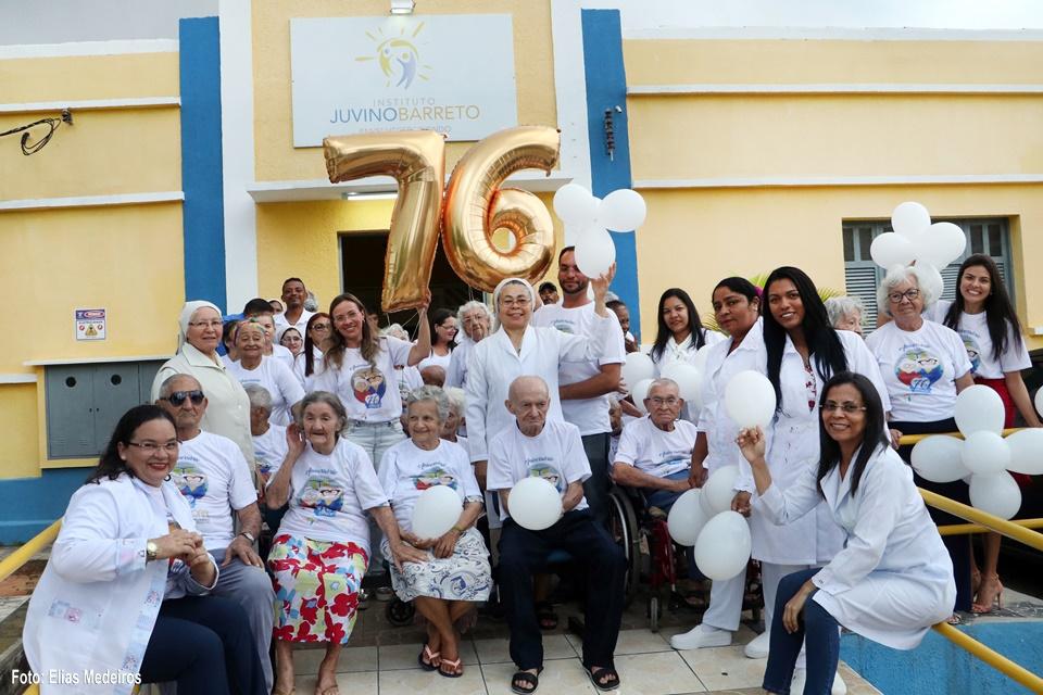 Instituto Juvino Barreto lança campanha para arrecadar doações