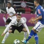 Favorito Gabriel vê Corinthians como melhor time do Brasil