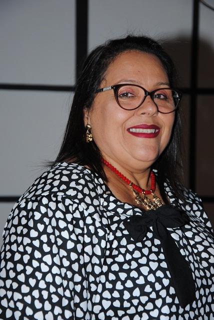 Outra aniversariante festejada do domingo 01/04 a fina Gerusa Gomes da Silva Câmara. Desejamos saúde e paz!