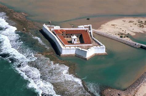 Governo assume gestão e investe R$ 5 milhões no Forte dos Reis Magos
