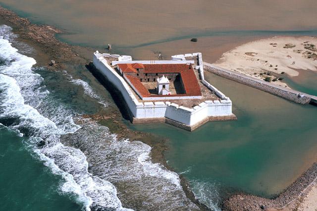 Forte dos Reis Magos (Foto: Giovanni Sérgio).