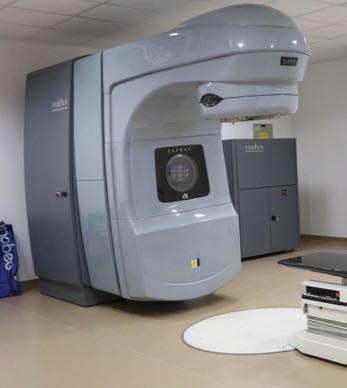 A rede de atendimento oncológico receberá um acelerador linear, equipamento utilizado para radioterapia e que dará maior acesso aos pacientes oncológicos no Sistema Único de Saúde (SUS).