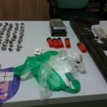 Homem é preso suspeito de envolvimento com tráfico de drogas
