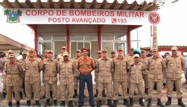 Corpo de Bombeiros inaugura Posto Avançado em Mossoró