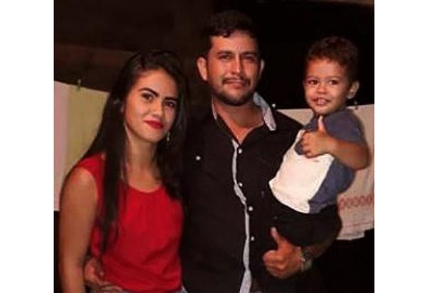 Casal e bebê de dois anos morrem em acidente na BR 405 em Pau dos Ferros
