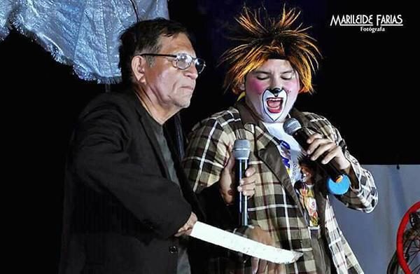 Morre Horácio Campello, fundador do Circo do Fuxiquinho