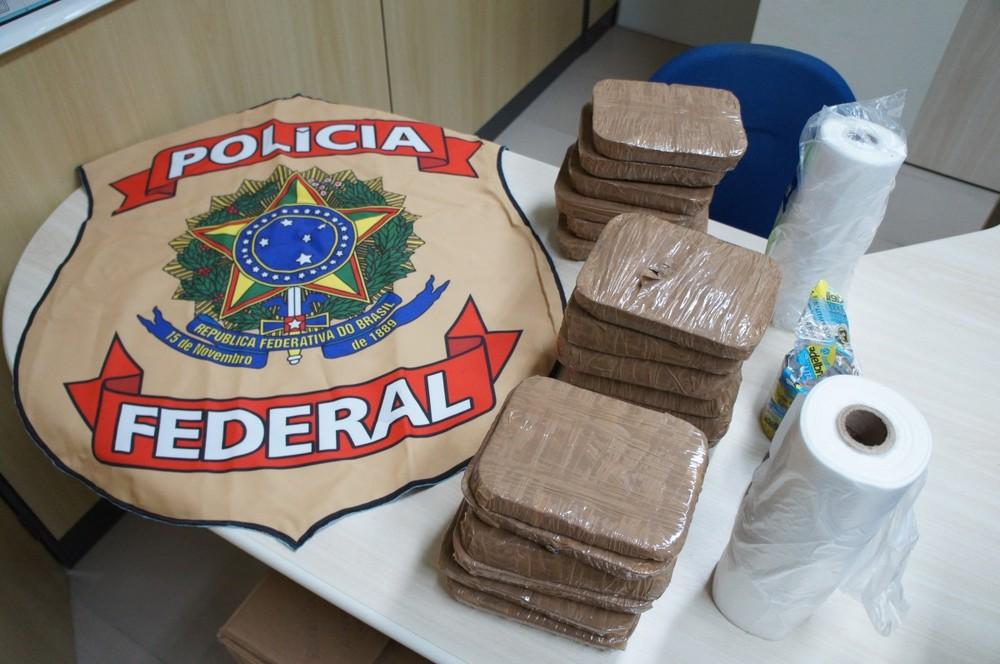 Polícia Federal apreende 25 quilos de crack enterrados na Grande Natal