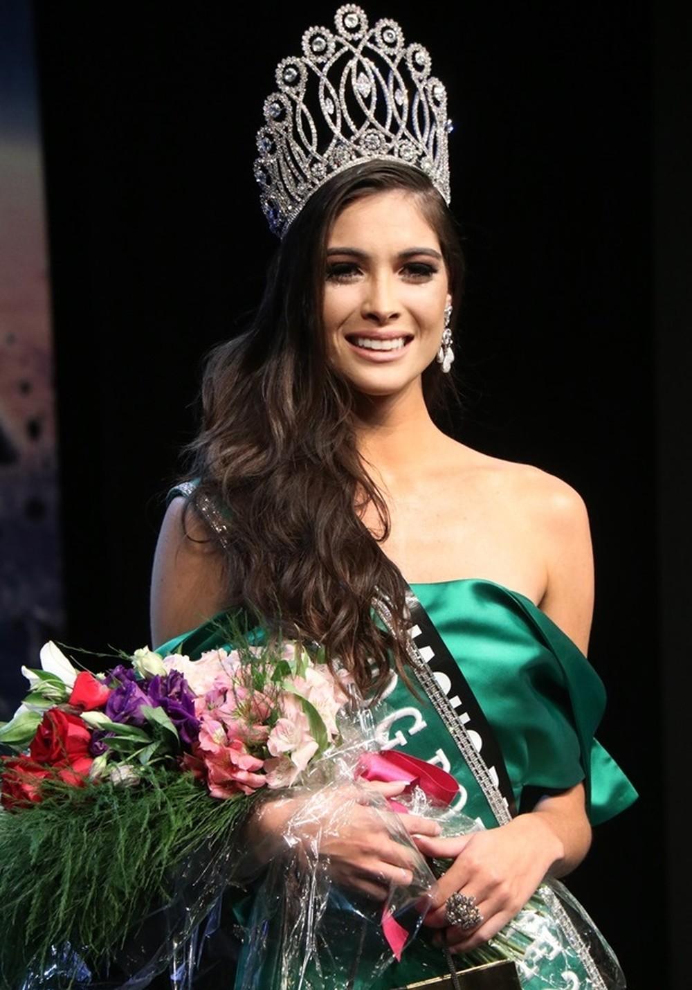 Monique Rego, a Miss Rio Grande do Norte 2018, é de Riacho da Cruz (Foto: Elias Medeiros).