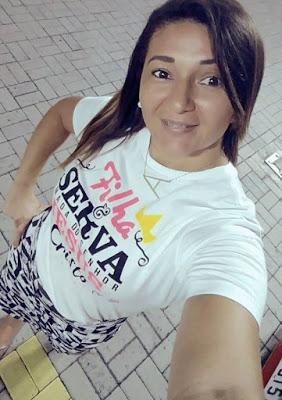 Alessandra Araújo procura sua mãe biológica, Lídia Souza