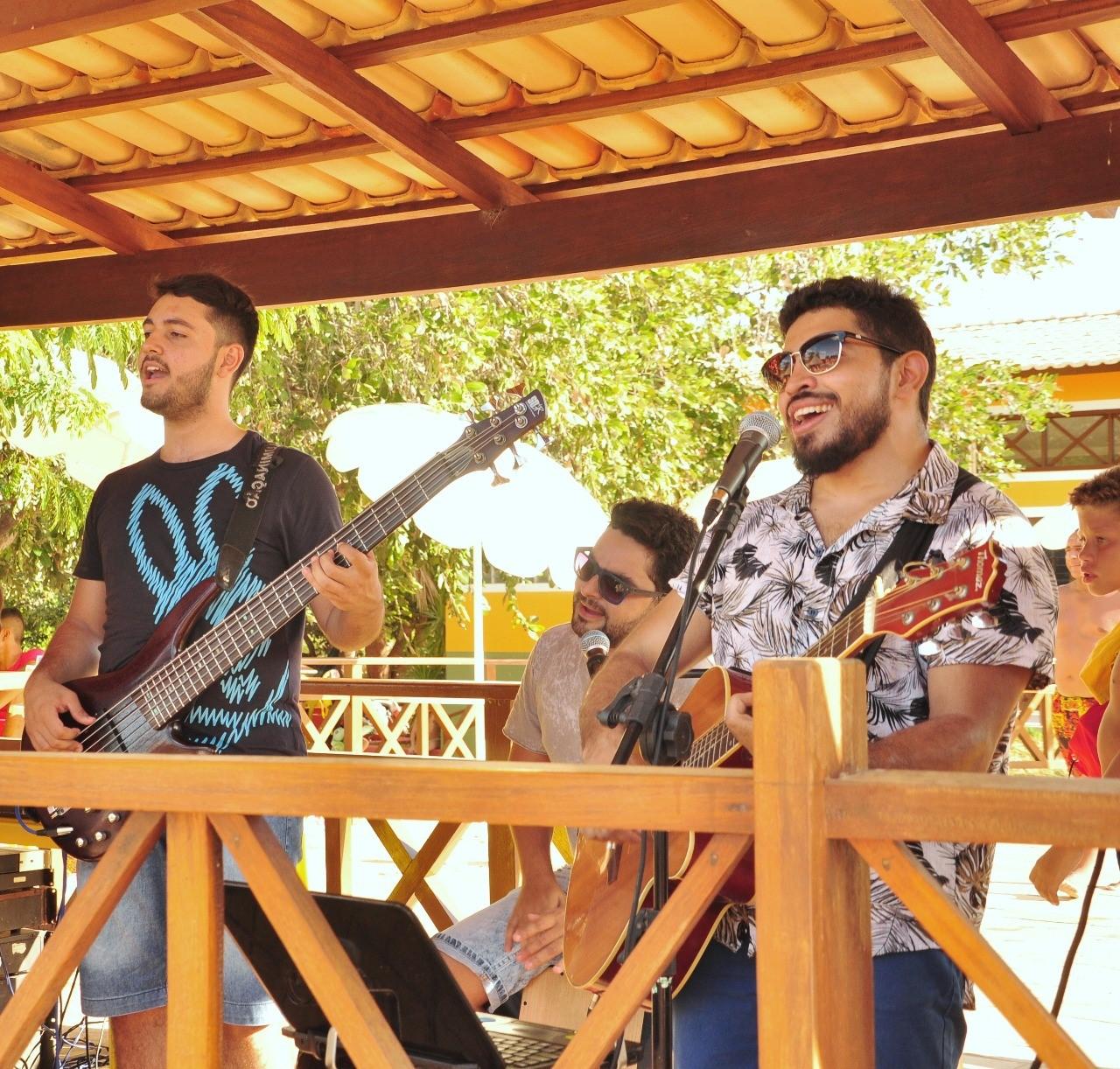 A Banda C3 se apresenta pela primeira vez em Pau dos Ferros, nesta sexta-feira, dia 6, na Água na Boca.