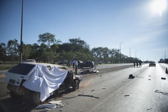 No feriadão deste ano foram 24 acidentes, com 20 feridos e quatro mortes nas estradas do RN.