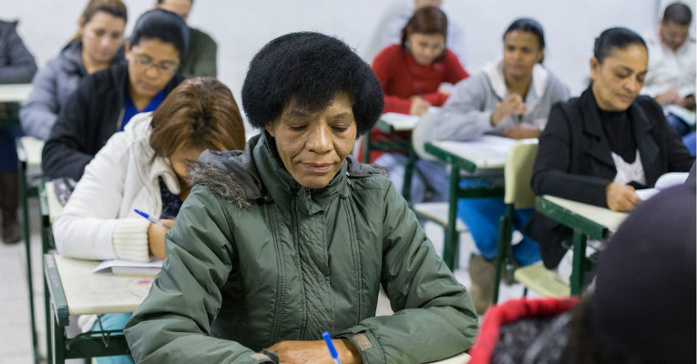 Com o resultado do exame, os participantes podem receber a certificação de conclusão do ensino fundamental ou do ensino médio