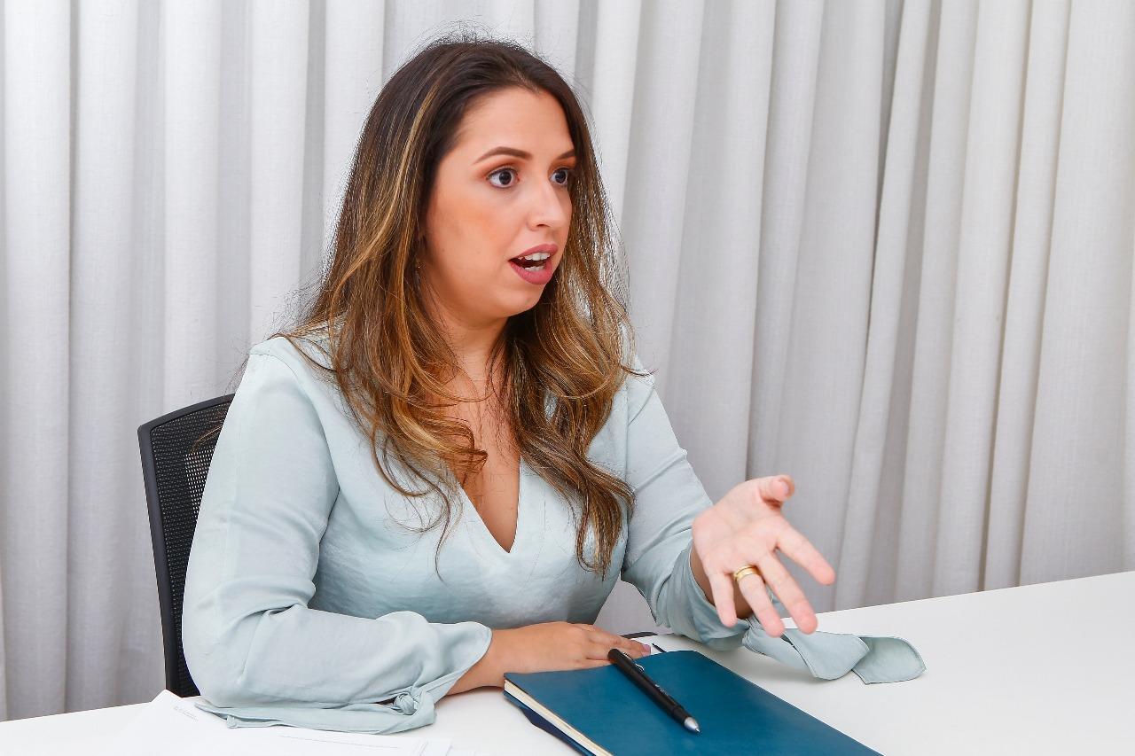 Talita Motta, advogada especialista em compliance (Foto: João Gilberto).