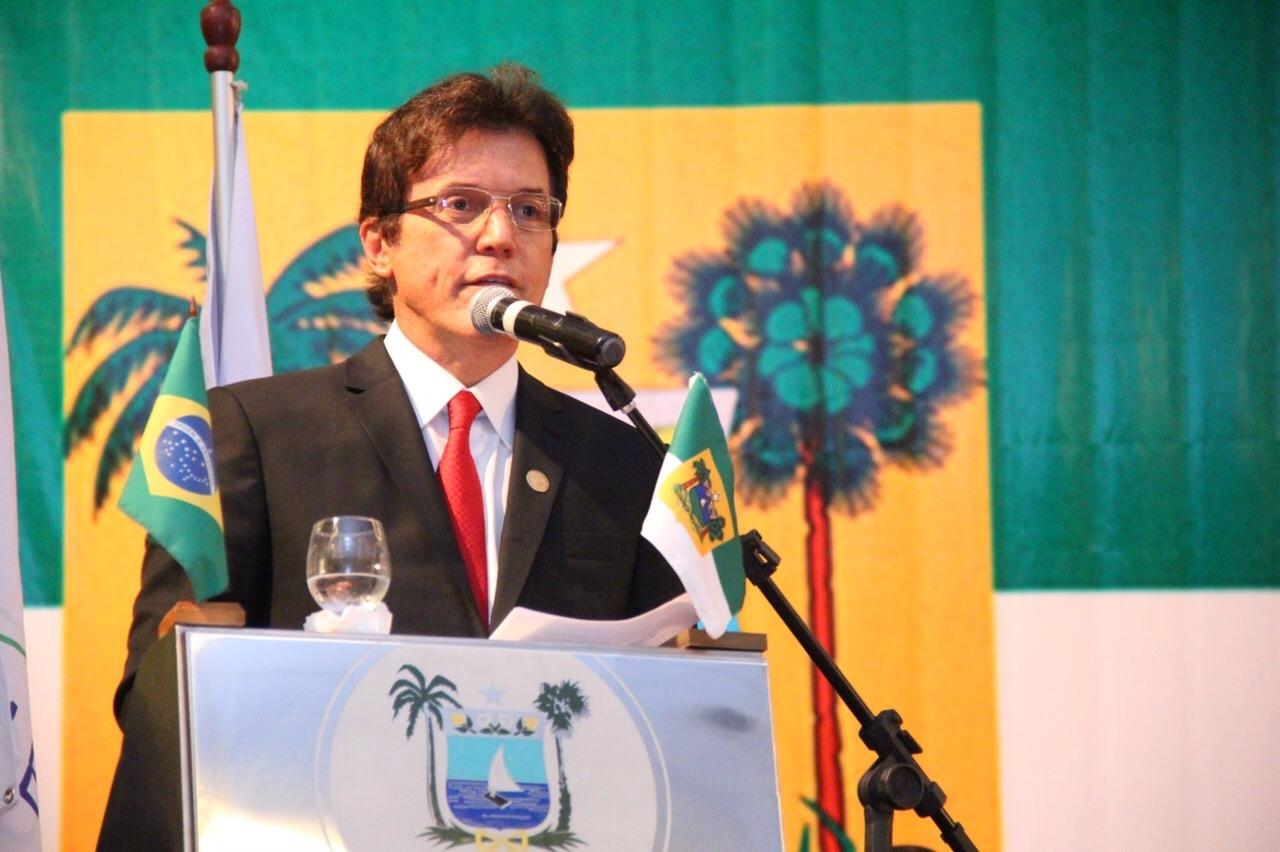 """""""Estou sendo o Governador de Mossoró"""", afirma Robinson Faria em entrevista"""
