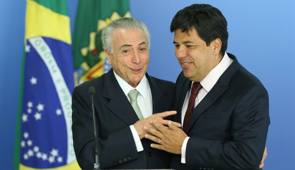 Dez ministros deixam governo Temer para disputar eleições em outubro