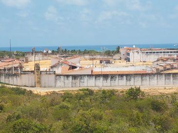 Penitenciária de Alcaçuz antes da reforma - Sumaia Villela/Agência Brasil
