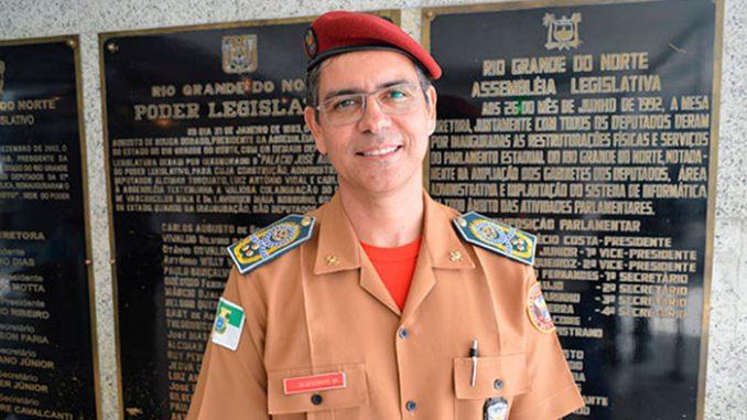 Ex comandante-geral dos Bombeiros é nomeado secretário de Segurança de Mossoró