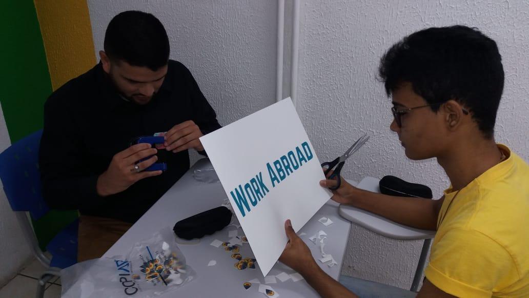 Jovem representará Mossoró na Feira Nacional do Empreendedorismo