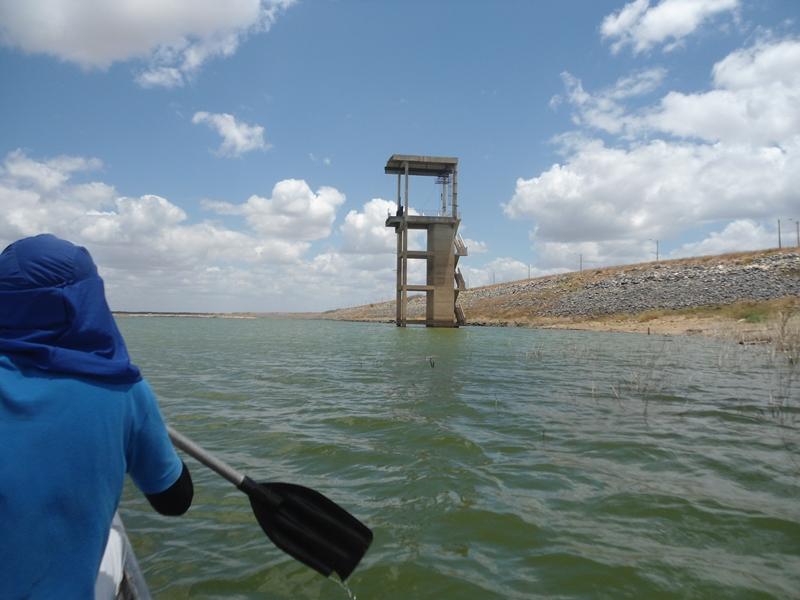 Quatro reservatórios do Oeste Potiguar saem do volume morto