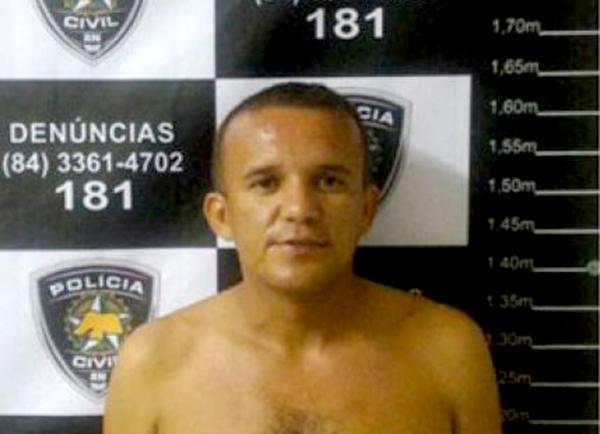 Carlos Eduardo confessou o crime e foi preso em flagrante.