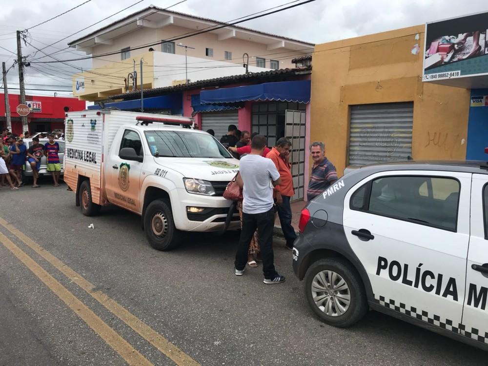 Idoso é morto com cinco tiros no Planalto Treze de Maio