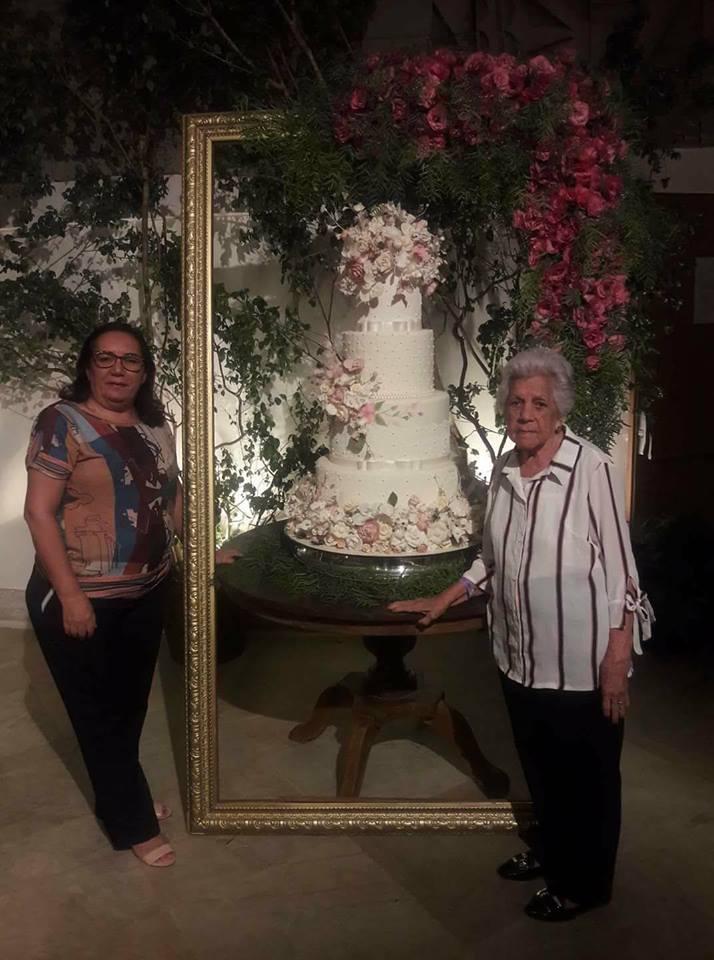 Queridas Luzete e Liana Duarte participaram em Salvador do 6º Congresso de Confeitaria Artística. Elas arrasam!