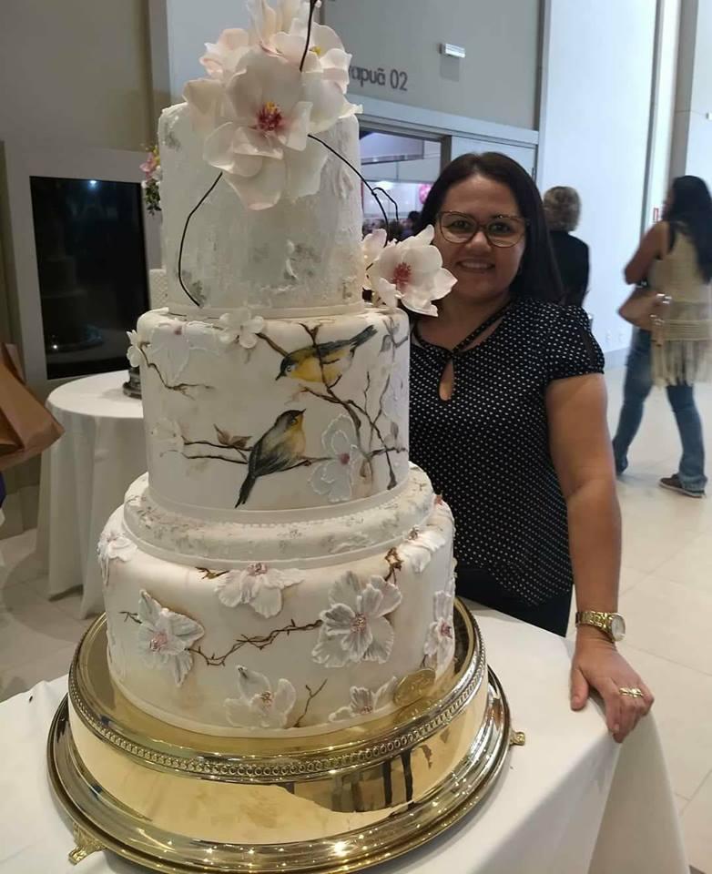 Outra profissional mil que esteve em Salvador foi Veruska Jane que promete novidades para sua clientela. Show!