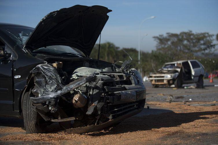 Acidentes no trânsito causam prejuízo de R$ 199 bilhões por ano no Brasil
