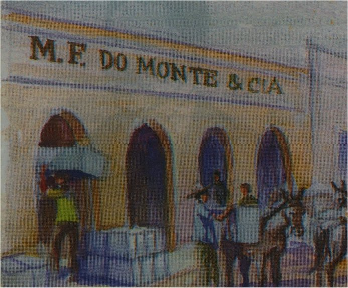 Um homem empreendedor: Miguel Faustino do Monte