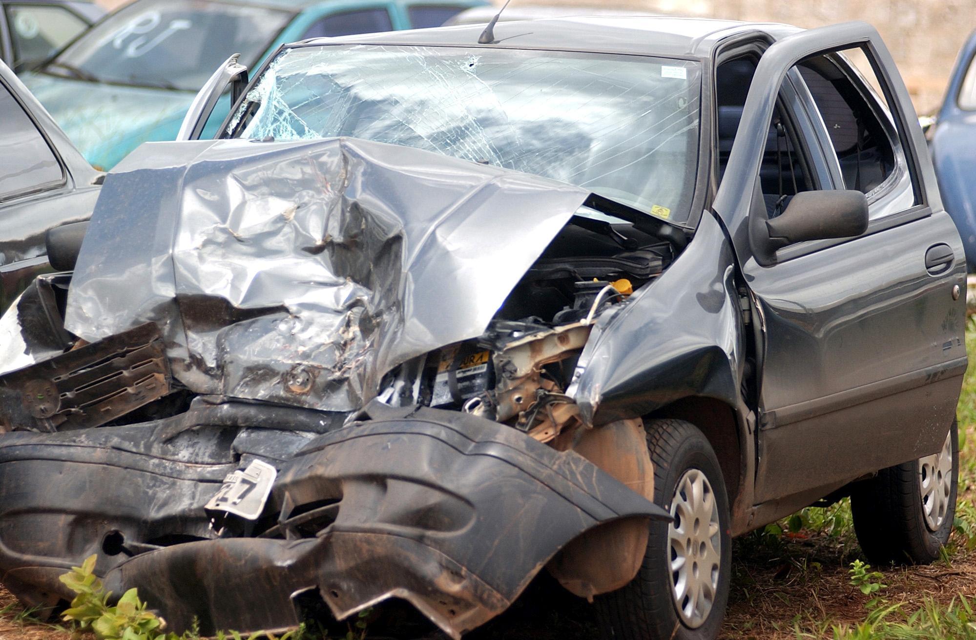 Mais de 37 mil pessoas morrem em acidentes de trânsito por ano no Brasil