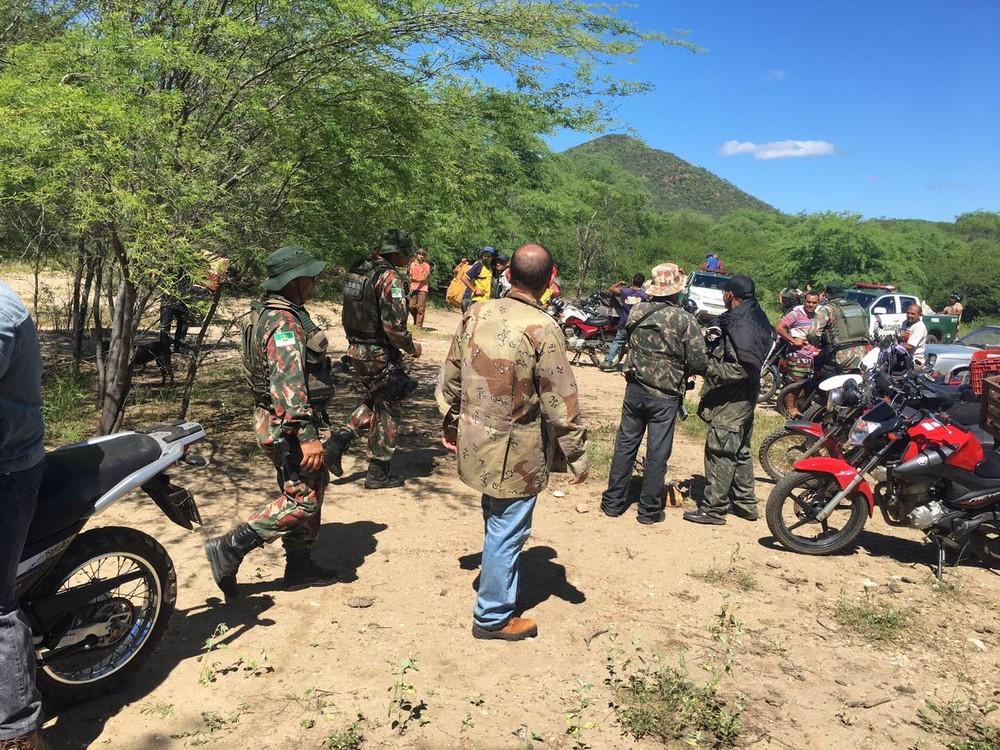 Polícia Militar e IBAMA prendem 27 pessoas em campeonato ilegal de caça no RN