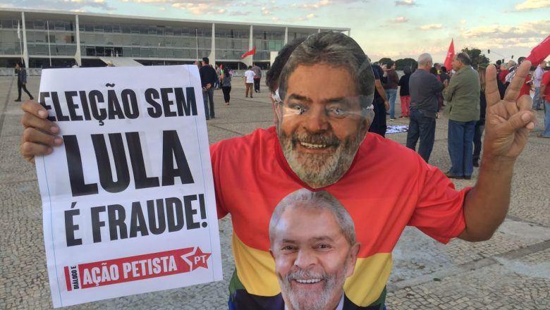 Lula deverá lançar pré-candidatura à Presidência da República no domingo